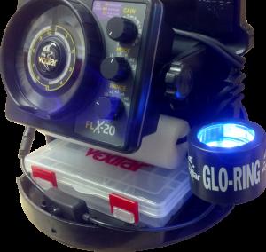 Vexilar Glo Ring / Rod Holder